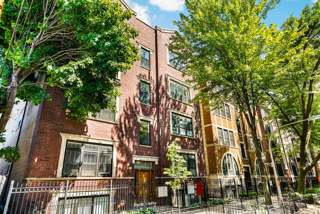 1533 N Cleveland Avenue 3S, Chicago, IL 60610 (MLS #09990948) :: The Perotti Group