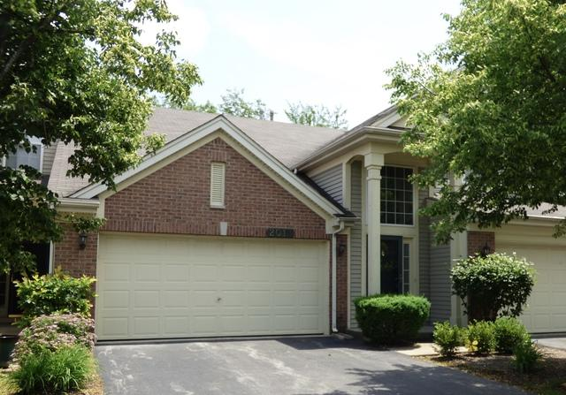 2013 Cypress Court #2013, Glendale Heights, IL 60139 (MLS #09990972) :: The Dena Furlow Team - Keller Williams Realty