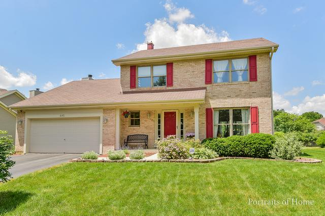 445 Aristocrat Drive, Bolingbrook, IL 60490 (MLS #09990975) :: The Wexler Group at Keller Williams Preferred Realty