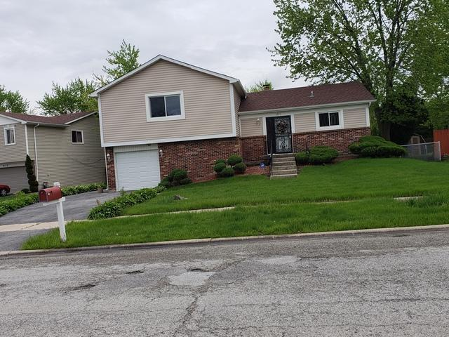6121 Wedgewood Court, Matteson, IL 60443 (MLS #09991001) :: Ani Real Estate