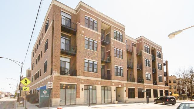 4755 N Washtenaw Avenue #408, Chicago, IL 60625 (MLS #09991022) :: The Dena Furlow Team - Keller Williams Realty
