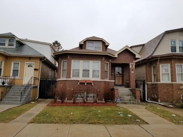 5127 W Wrightwood Avenue, Chicago, IL 60639 (MLS #09991055) :: The Dena Furlow Team - Keller Williams Realty