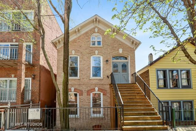 1733 W Pierce Avenue, Chicago, IL 60622 (MLS #09991112) :: The Perotti Group