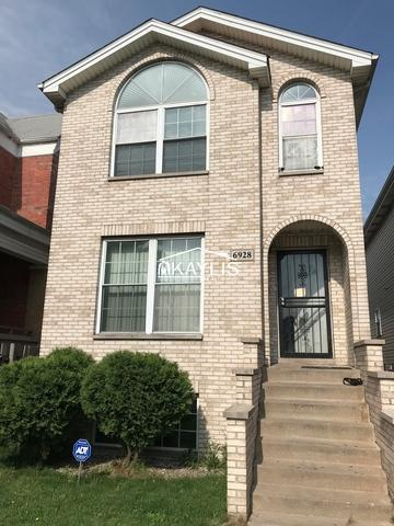 6928 S Dr Martin Luther King Jr Drive, Chicago, IL 60637 (MLS #09991125) :: The Dena Furlow Team - Keller Williams Realty