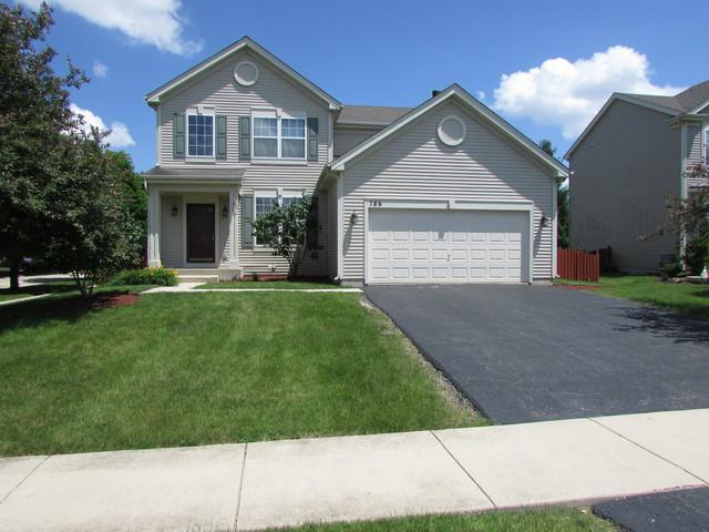 786 Sapphire Drive, Bolingbrook, IL 60490 (MLS #09991128) :: The Wexler Group at Keller Williams Preferred Realty