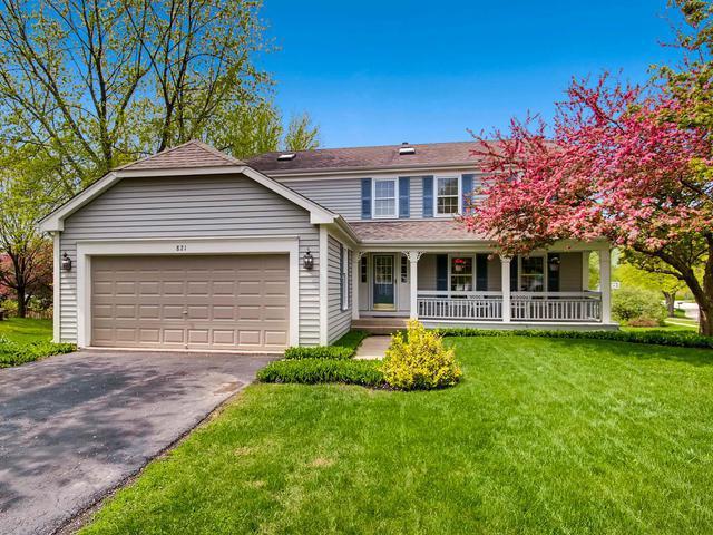821 Arrowhead Lane, St. Charles, IL 60174 (MLS #09991139) :: MKT Properties | Keller Williams