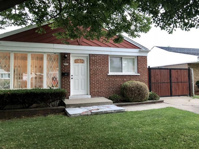 8027 S Knox Avenue, Chicago, IL 60652 (MLS #09991143) :: MKT Properties | Keller Williams