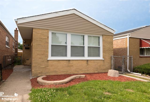 1405 W 114th Place, Chicago, IL 60643 (MLS #09991161) :: The Dena Furlow Team - Keller Williams Realty