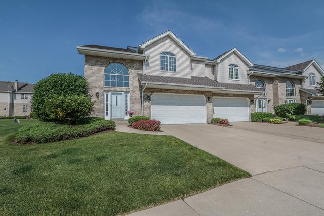 12774 Cheiftain Court, Lemont, IL 60439 (MLS #09991179) :: The Wexler Group at Keller Williams Preferred Realty