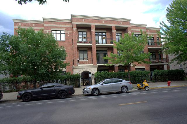 4927 N Damen Avenue 2D, Chicago, IL 60625 (MLS #09991248) :: The Dena Furlow Team - Keller Williams Realty