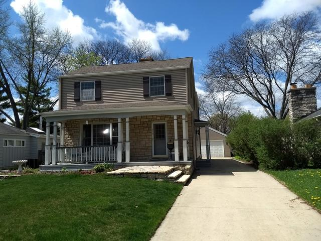 314 S Prospect Street, Wheaton, IL 60187 (MLS #09991265) :: The Wexler Group at Keller Williams Preferred Realty
