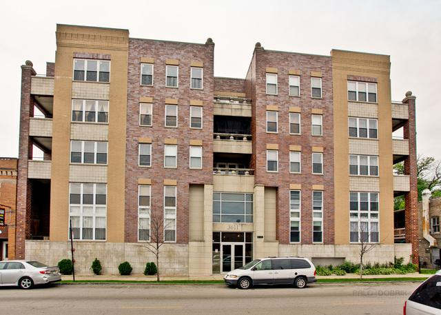3611 W Montrose Avenue #306, Chicago, IL 60618 (MLS #09991288) :: The Dena Furlow Team - Keller Williams Realty