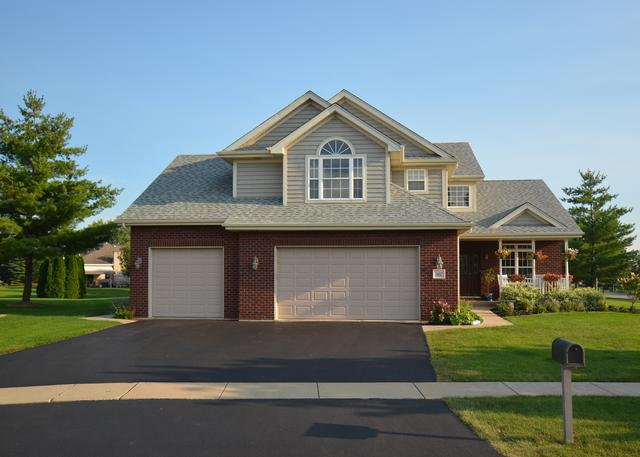 16817 Swift Arrow Drive, Lockport, IL 60441 (MLS #09991315) :: The Wexler Group at Keller Williams Preferred Realty
