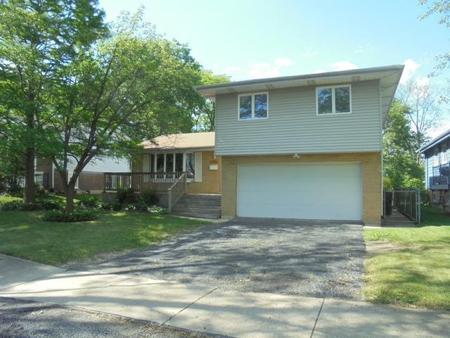 1332 Jeffery Drive, Homewood, IL 60430 (MLS #09991543) :: Ani Real Estate