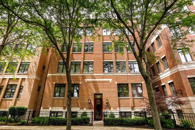 2714 N Lehmann Court 1N, Chicago, IL 60614 (MLS #09991579) :: The Perotti Group
