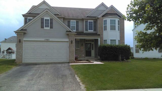 17803 Hedgewood Drive, Lockport, IL 60441 (MLS #09991614) :: The Wexler Group at Keller Williams Preferred Realty