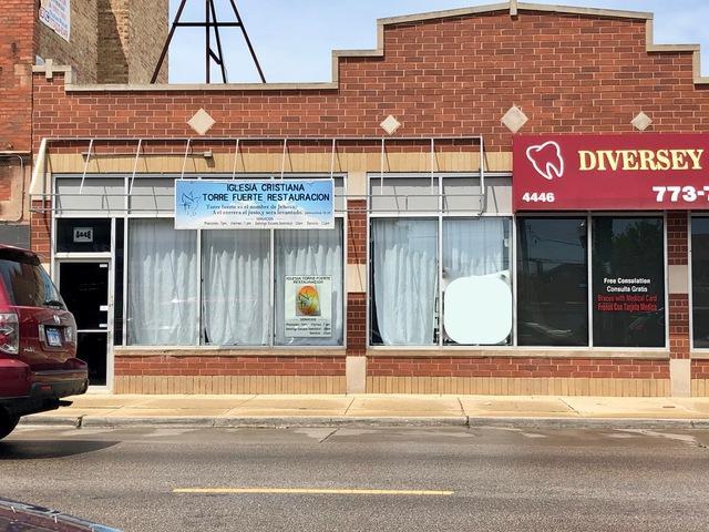 4448 W Diversey Avenue, Chicago, IL 60639 (MLS #09991661) :: Ani Real Estate