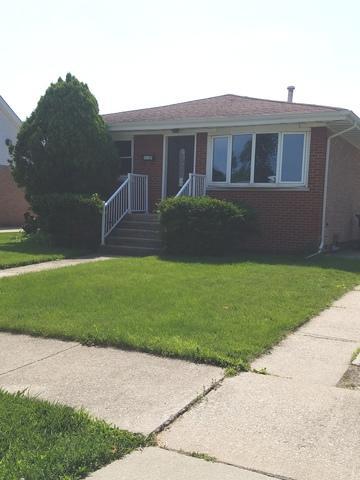 10341 Barnard Drive, Chicago Ridge, IL 60415 (MLS #09991678) :: The Dena Furlow Team - Keller Williams Realty