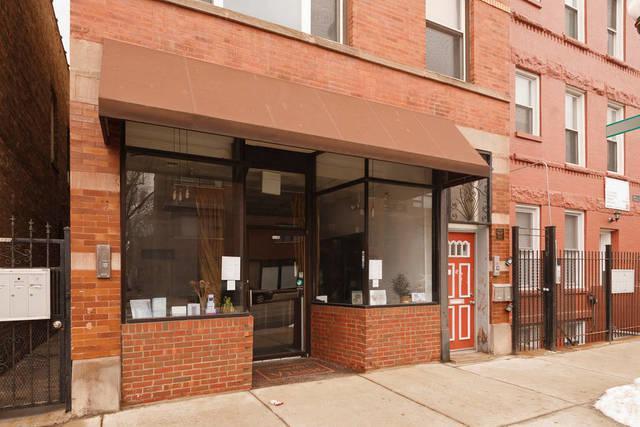 2100 N Damen Avenue 2F, Chicago, IL 60647 (MLS #09991721) :: The Perotti Group