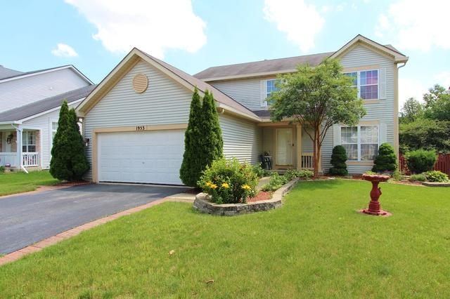 1953 Tuscany Lane, Romeoville, IL 60446 (MLS #09991735) :: The Wexler Group at Keller Williams Preferred Realty
