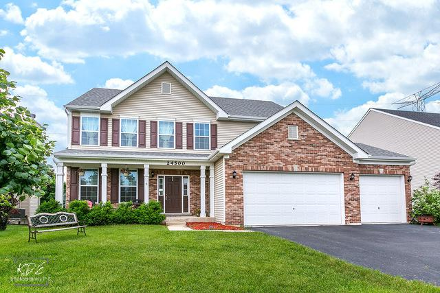 24500 Kennedy Circle, Plainfield, IL 60544 (MLS #09991785) :: Ani Real Estate