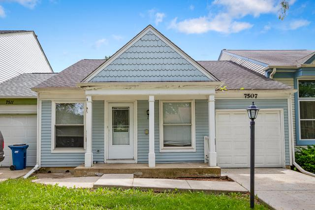 7507 Washington Street, Hanover Park, IL 60133 (MLS #09991791) :: The Dena Furlow Team - Keller Williams Realty