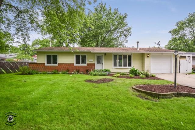 7312 Coventry Lane, Hanover Park, IL 60133 (MLS #09991792) :: The Dena Furlow Team - Keller Williams Realty