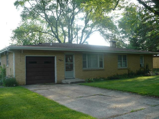 1419 Eunice Avenue, Joliet, IL 60433 (MLS #09991823) :: The Dena Furlow Team - Keller Williams Realty