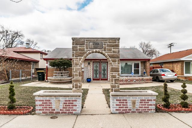 17018 Burnham Avenue, Lansing, IL 60438 (MLS #09991825) :: The Dena Furlow Team - Keller Williams Realty