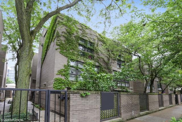 927 W Wrightwood Avenue C, Chicago, IL 60614 (MLS #09991881) :: Littlefield Group