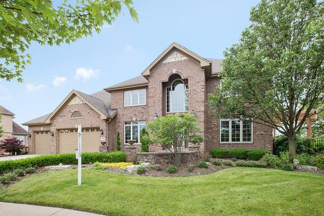 12142 Oxford Court, Lemont, IL 60439 (MLS #09991891) :: The Wexler Group at Keller Williams Preferred Realty