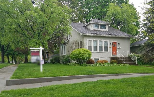 5301 Florence Avenue, Downers Grove, IL 60515 (MLS #09991961) :: The Dena Furlow Team - Keller Williams Realty