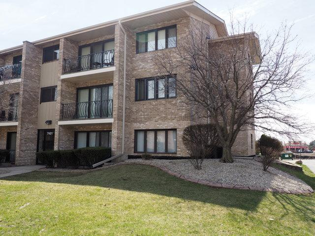 7401 Tiffany Drive 1W, Orland Park, IL 60462 (MLS #09992024) :: The Wexler Group at Keller Williams Preferred Realty