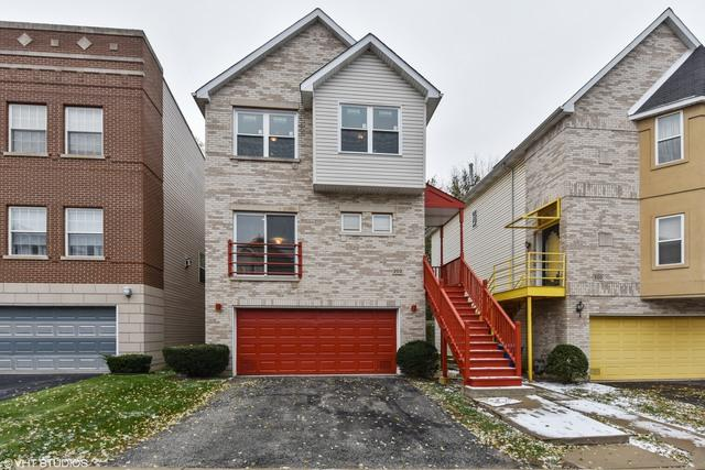 1133 E 83RD #202 Street, Chicago, IL 60619 (MLS #09992044) :: Ani Real Estate