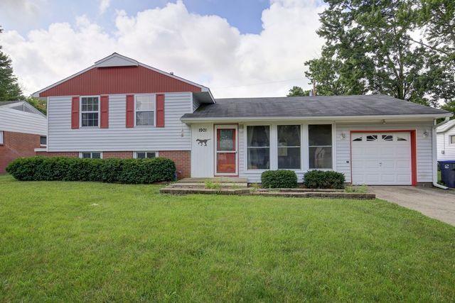1901 Broadmoor Drive, Champaign, IL 61821 (MLS #09992120) :: Ryan Dallas Real Estate