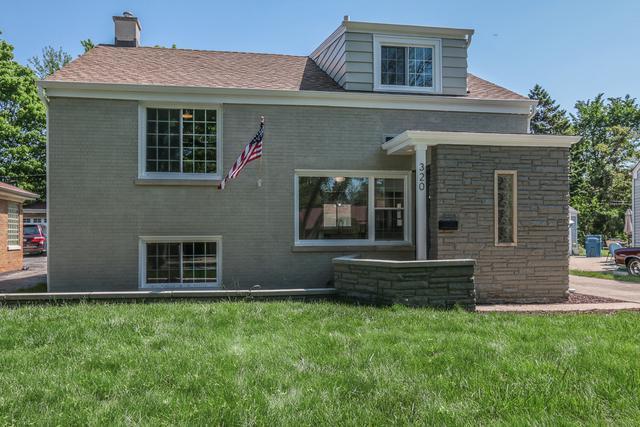 320 W Hillside Avenue, Elmhurst, IL 60126 (MLS #09992193) :: The Dena Furlow Team - Keller Williams Realty