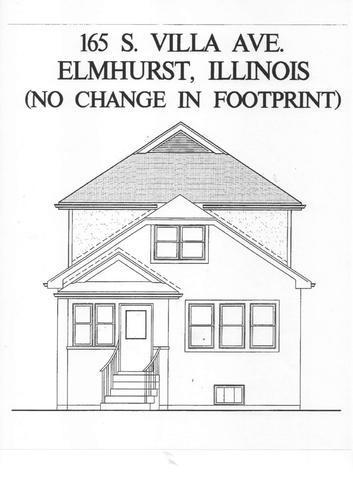 165 S Villa Avenue, Elmhurst, IL 60126 (MLS #09992235) :: The Dena Furlow Team - Keller Williams Realty