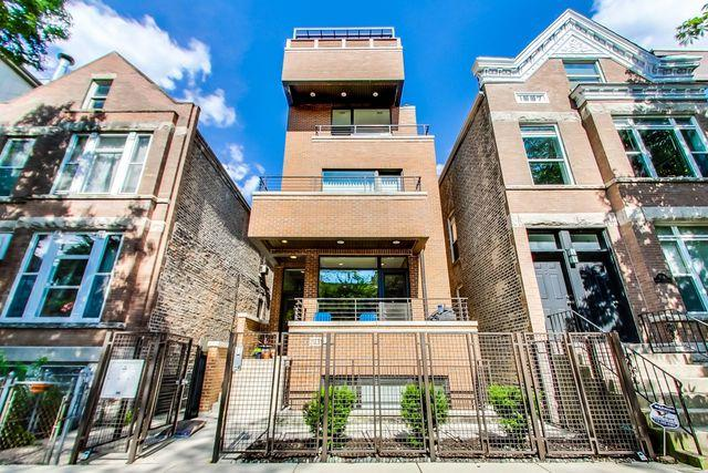 939 N Winchester Avenue #1, Chicago, IL 60622 (MLS #09992243) :: The Perotti Group