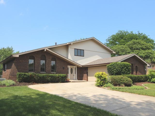 12348 W Prairie Drive, Homer Glen, IL 60491 (MLS #09992357) :: The Dena Furlow Team - Keller Williams Realty