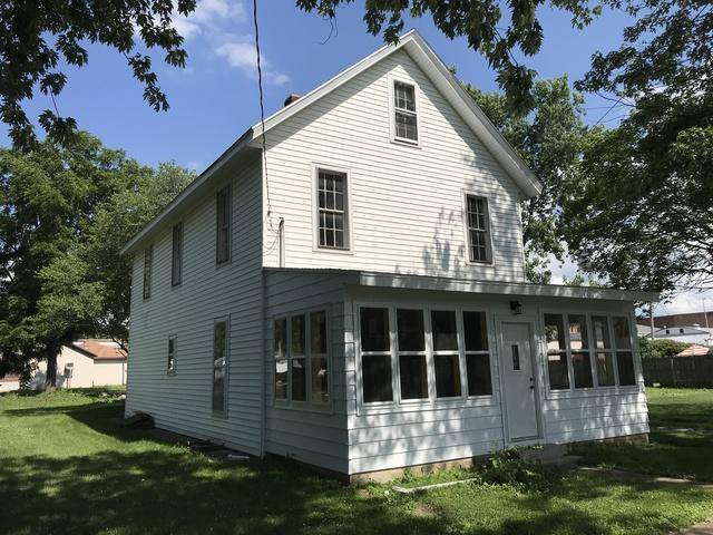 109 S State Street, Saybrook, IL 61770 (MLS #09992413) :: Berkshire Hathaway HomeServices Snyder Real Estate