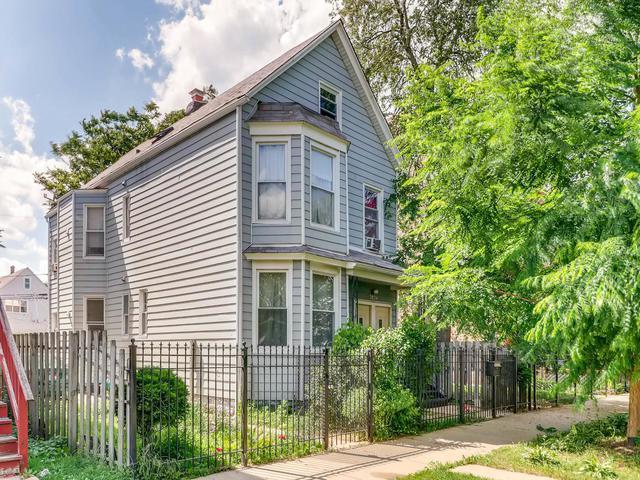 2824 N Ridgeway Avenue, Chicago, IL 60618 (MLS #09992435) :: Ani Real Estate
