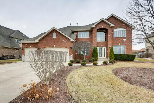 13808 Legend Trail Lane, Orland Park, IL 60462 (MLS #09992438) :: The Wexler Group at Keller Williams Preferred Realty