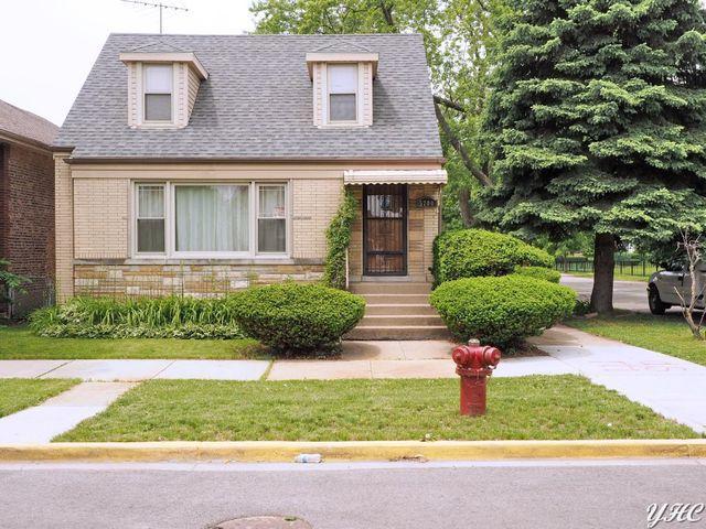 5700 S Talman Avenue, Chicago, IL 60629 (MLS #09992461) :: Ani Real Estate