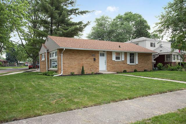 2624 120th Place, Blue Island, IL 60406 (MLS #09992488) :: Ani Real Estate