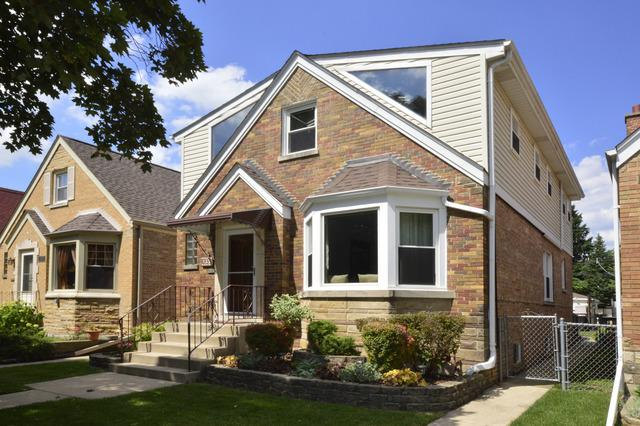 6023 N Newburg Avenue, Chicago, IL 60631 (MLS #09992568) :: Ani Real Estate