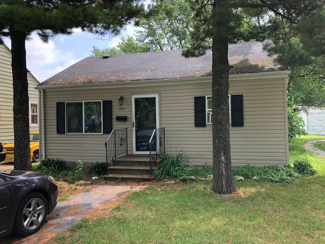 214 Schorie Avenue, Joliet, IL 60433 (MLS #09992609) :: The Wexler Group at Keller Williams Preferred Realty
