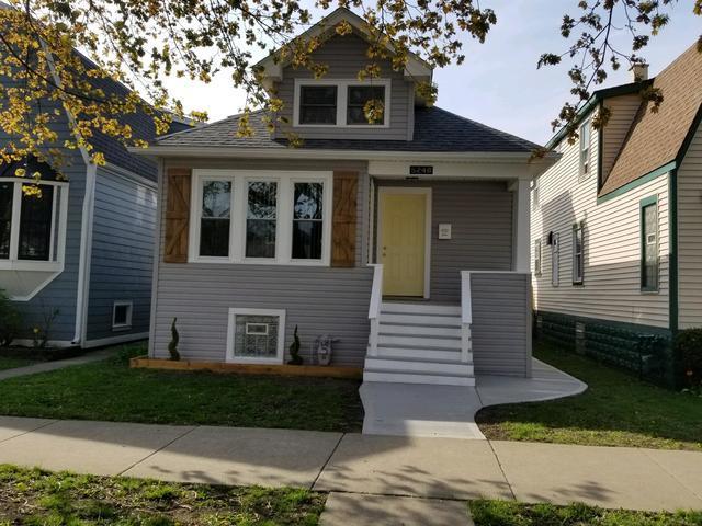 5248 N Ludlam Avenue, Chicago, IL 60630 (MLS #09992616) :: Ani Real Estate
