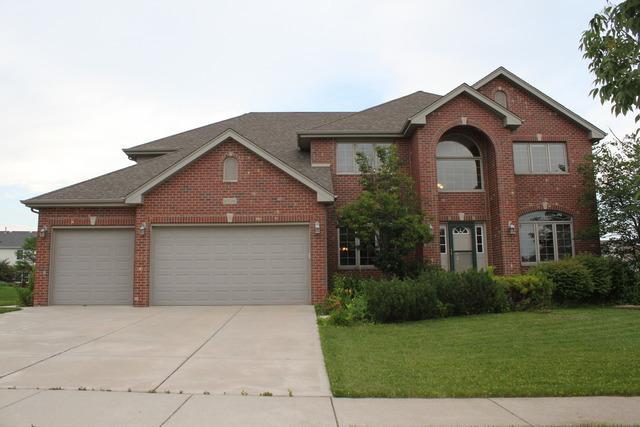 8316 Brookhaven Drive, Frankfort, IL 60423 (MLS #09992645) :: The Saladino Sells Team