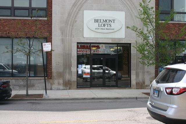 4131 W Belmont Avenue #202, Chicago, IL 60641 (MLS #09992655) :: Ani Real Estate