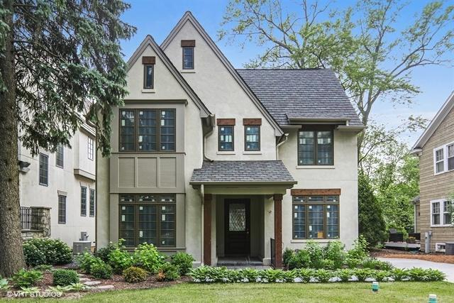 530 N Grant Street, Hinsdale, IL 60521 (MLS #09992695) :: The Wexler Group at Keller Williams Preferred Realty
